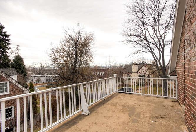34 Albion Street Denver CO-small-024-Master Bedroom Balcony-666x450-72dpi