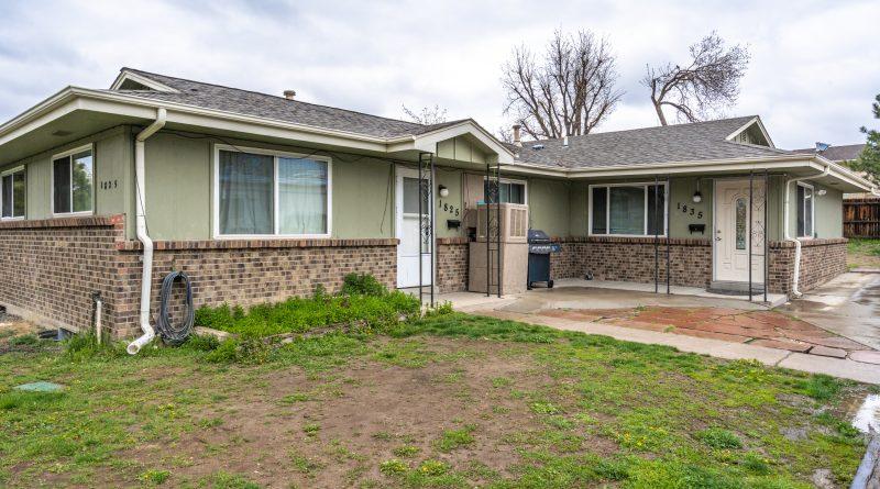 Just Listed: North Denver Duplex For Sale
