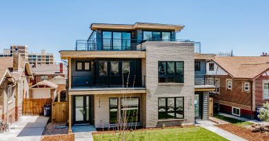 Just Listed: Brand New Half Duplex in Sloan's Lake